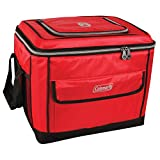Coleman Soft Cooler Bag | Collapsible Design for Easy Storage | 40-Can Cooler with Adjustable Shoulder Straps | Great for Picnics, BBQs, Camping, Tailgating & Outdoor Activities