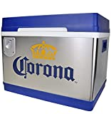 Corona Cruiser Thermoelectric Cooler, 45 Liters / 48 Quart Capacity, 12V DC/110V AC for for Beverage, Beer, Wine, Camping, Travel, Truck, RV, Cottage and Dorm