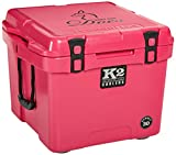 K2 Coolers Summit 30 Just for Does Edition Cooler, Pink
