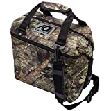 AO Coolers Original Soft Cooler with High-Density Insulation, Mossy Oak, 12-Can