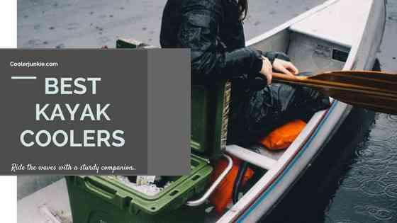 kayak cooler