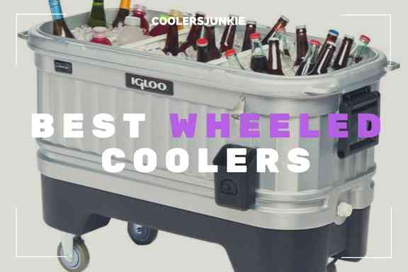 coolers on wheels