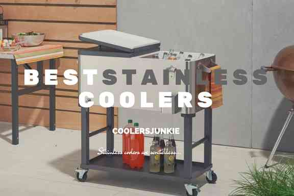 stainless coolers