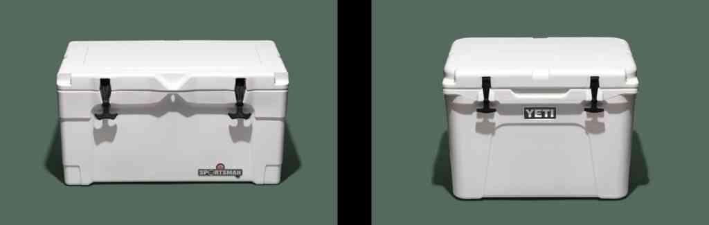Igloo Sportsman Coolers vs Yeti