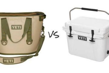 Yeti hopper vs Roadie