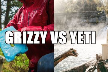 Grizzly vs Yeti coolers