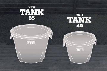Yeti tank 45