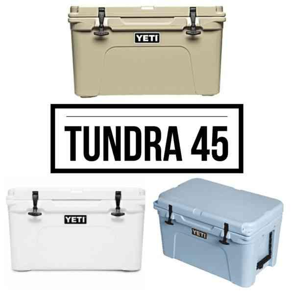 Yeti tundra 45