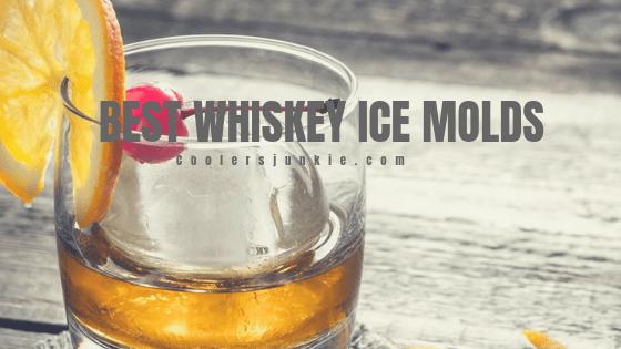best whiskey ice molds