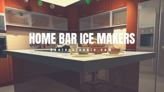 home bar ice makers