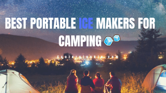 best ice maker for camping